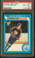 1979 O-Pee-Chee WAYNE GRETZKY Rookie Edmonton Oilers PSA 8.5