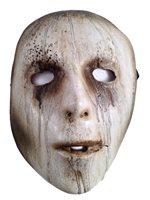 Hell Fest Robed Mask Scarer Movie Props