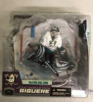 McFarlane NHL Sports Picks Series 7 Jean-Sebastien Giguere White Jersey(9H)