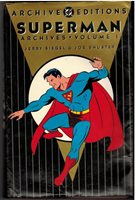 DC Archive Editions: Superman Volume 1 Hardcover Book HC Used