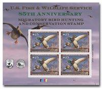 #RW85b – 2018 $25 Mallards Hunting Permit