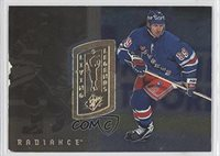 Wayne Gretzky #197/540 (Hockey Card) 1998-99 SPx Finite Radiance #180