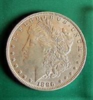 1896 P MORGAN DOLLAR VAM 4 DOUBLE STARS AU PLUS TOP 100