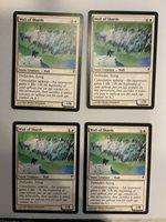 MTG Magic Wall of Shards x4 Coldsnap NM