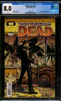 WALKING DEAD #1 2003, First Appearance of Rick Grimes