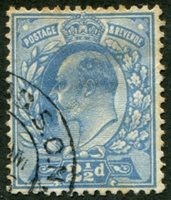 Great Britain #131 Used