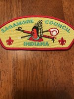 Sagamore Council S13 Indiana Boy Scouts of America BSA CSP