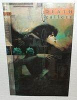 Vertigo DEATH GALLERY 1994 Sandman DAVE MCKEAN ALLRED BOLLAND MORE Gaiman EXC