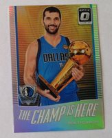 628a85eabb8a 2017 18 Panini Donruss Optic PEJA STOJAKOVIC The Champ is Here PRIZM  REFRACTOR