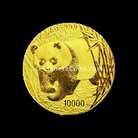 2002 1 Kilo Gold Panda Proof Coin