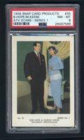 1958 Snap Card Products #35 Bob Hope PSA 8