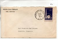 United States - (87) Commercial Cover -1939 - pmk. Louis Norton ?
