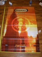 MTG Magic Guildpact Vinyl Poster Hanging Store Display