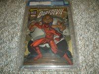 Wizard Ace Edition Daredevil #1 Comic Book - (2003) CGC NM 9.4