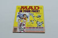 Mad Magazine, Super Special #71, In Your Face, Batman, Summer 1990 -FAST SHIP