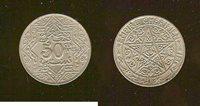 Morroco 50 centimes n.d. AU