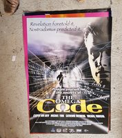THE OMEGA CODE 1 Sheet Movie Poster Australian VIDEO release