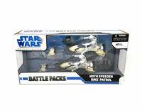 Star Wars Hoth Speeder Bike Patrol Battle Pack MIB
