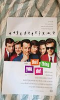 That Thing You Do 1 Sheet Movie Poster Australian release