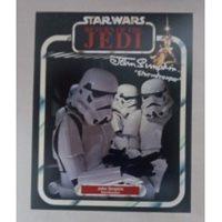 Star Wars: Return of the Jedi (1983) John Simpkin Autograph