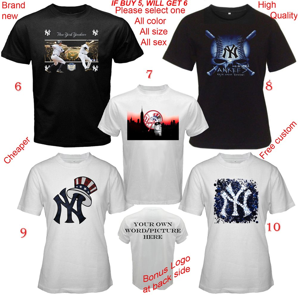 reputable site 13f44 49d2f New York Yankees Derek Jeter Shirt All Size Adult S-5XL Youth Babies Toddler
