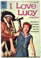 I Love Lucy Issue #27 | 1960