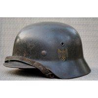 Kriegsmarine M40 SD Combat Helmet