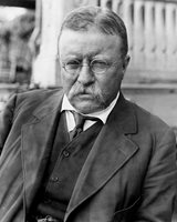 THEODORE ROOSEVELT 26TH PRESIDENT OF THE UNITED STATES - 8X10 PHOTO (RT-817)