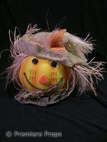 Halloween II Fiber Optic Pumpkin Head Movie Props