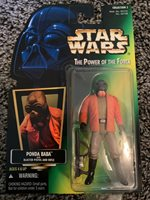 Hasbro Star Wars A New Hope Power of the Force Ponda Baba Action Figure (12M)