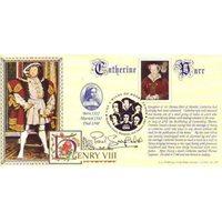 Bradbury Henry VIII FDC signed by Paul Scofield