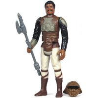 Vintage Loose ROTJ Lando (skiff guard disguise) C-9