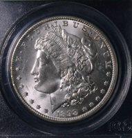 1898-O $1 Morgan Silver Dollar Uncirculated PCGS MS 65 3321238