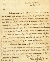 James Madison Autograph - Autograph Letter Signed - Historical Document and Autograph Dealer The Raab Collection