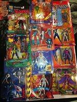 MARVEL COMICS X-MAN ACTION FIGURES