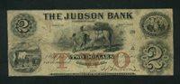 $2 New York 1854 Ogdensburgh Fine $250