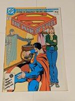 The Man Of Steel #6 November 1986 DC Comics Superman