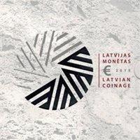 2015 Latvia 9-Coin EURO BU Set