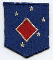 WWII US 1st Marine Amphibious Corps (MAC) Patch