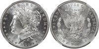 1900-S Morgan $1 NGC MS65