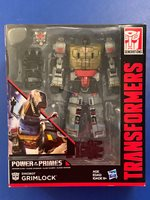 TRANSFORMERS GENERATIONS POWER OF THE PRIMES DINOBOT GRIMLOCK NIB AUTOBOTS