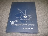 Sycamore 1956 Indiana State Teachers College Terre Haute Indiana yearbook