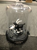 """Zag Toys DOMEZ Steamboat Willie 2"""" Collectible Mini Figure Fig Toy"""
