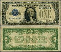 FR. 1602 $1 1928-B Silver Certificate W-A Block VG+ Seldom Seen