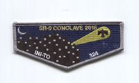 2016 Section SR-9 SR9 Conclave - INI TO 324 Delegate Flap -