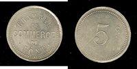 Algeria (Bone) 5 centimes N.D. Unc