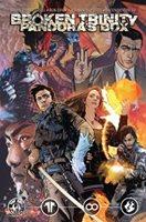 Broken Trinity: Volume 2 (Pandora's Box) trade paperback