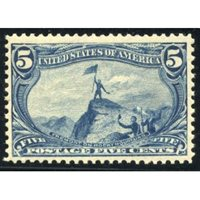 US 288 Early Commemoratives Issues F - VF NH