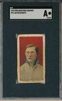1910 E96 PHILADELPHIA CARAMEL - JIM DELEHANTY - SGC AUTHENTIC (SVSC)