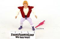 Complete Masters of the Universe (MOTU)® The Original Series Basic Figures Prince Adam